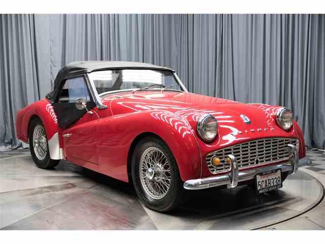 1960 Triumph TR3 | 1037887