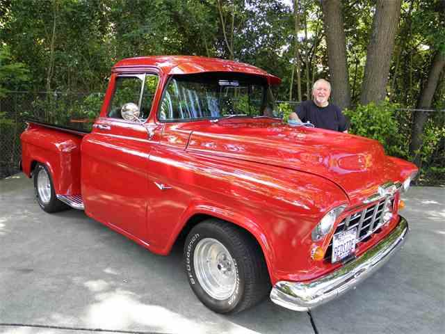 1956 Chevrolet Stepside | 1037888
