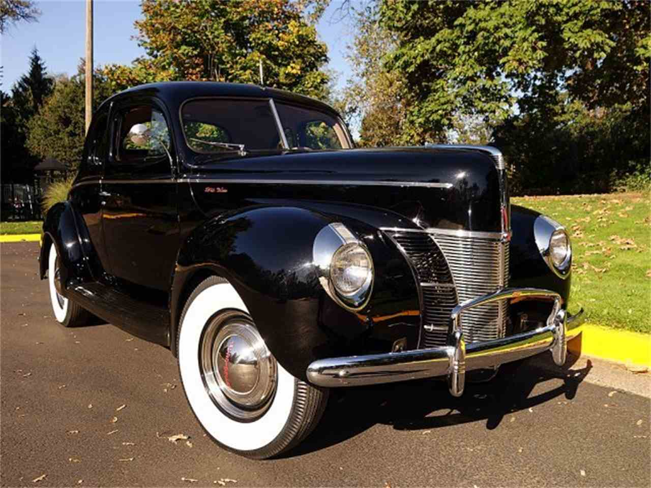1940 ford business coupe for sale cc 1030789. Black Bedroom Furniture Sets. Home Design Ideas