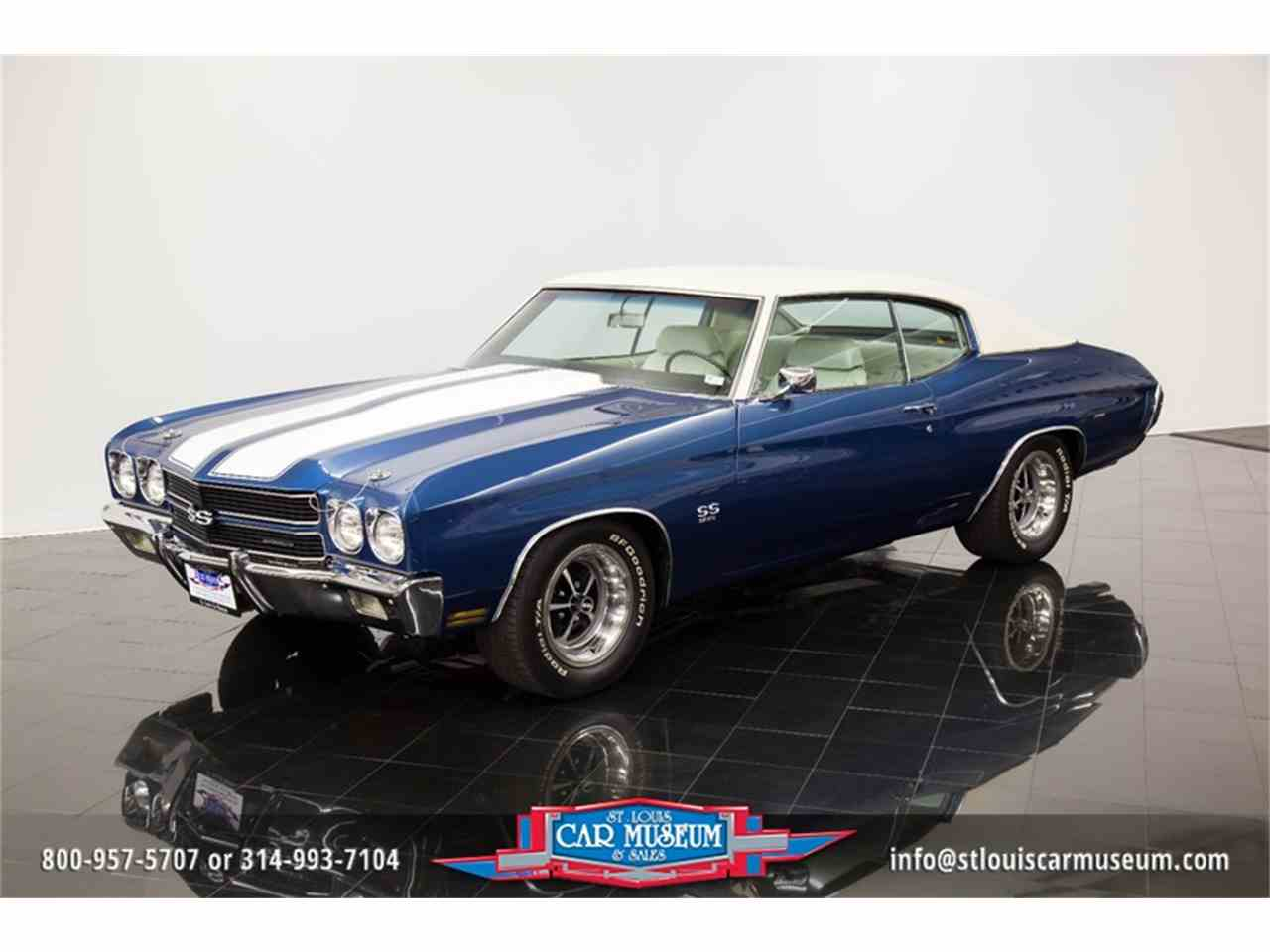 Large Picture of Classic 1970 Chevelle SS - M8UN