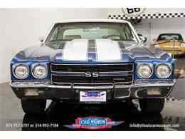 Picture of Classic 1970 Chevelle SS located in Missouri Offered by St. Louis Car Museum - M8UN
