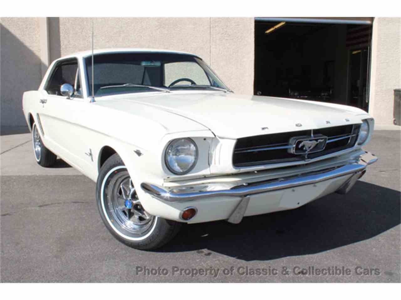 Large Picture of '65 Mustang - M8UQ
