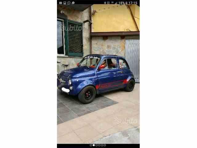1970 Fiat 500 Abarth | 1030791