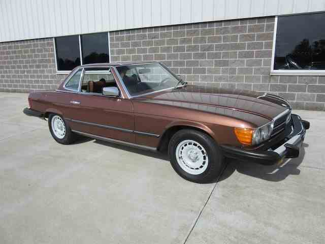 1979 Mercedes-Benz 450SL | 1037912