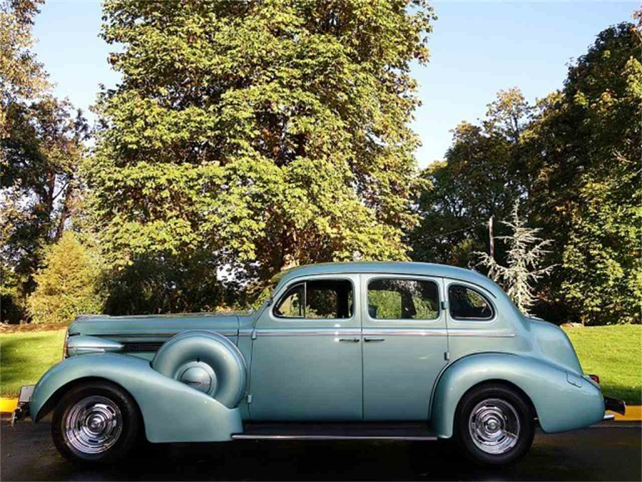 Large Picture of '38 4-Dr Sedan - M8UY