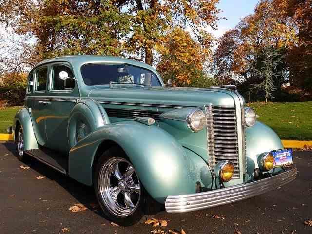 1938 Buick 4-Dr Sedan | 1037914