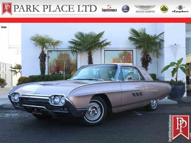 1963 Ford Thunderbird | 1037920