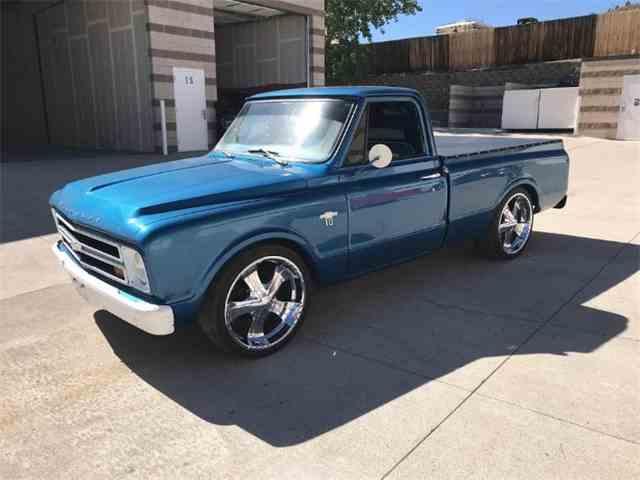 1967 Chevrolet C10 | 1037925