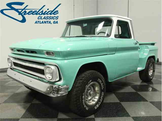 Picture of '65 C10 4X4 - M3D5