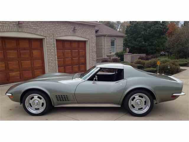 1972 Chevrolet Corvette | 1037950