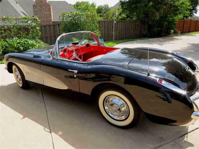 1957 Chevrolet Corvette | 1037955