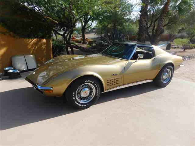 Picture of '71 Corvette - M8W4
