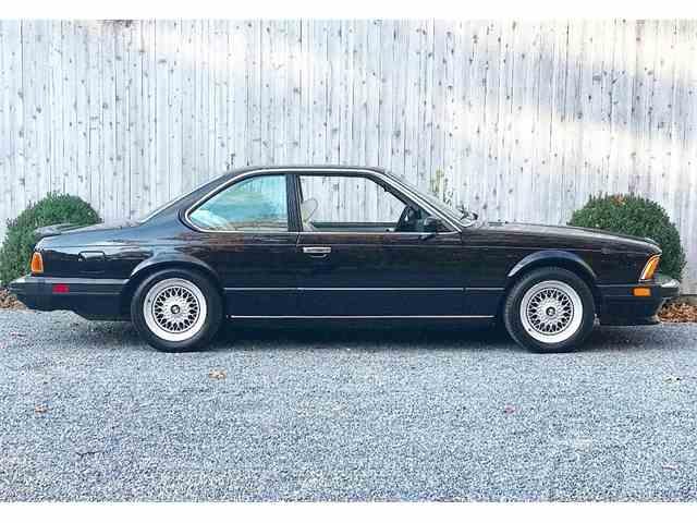 1987 BMW M6 | 1037980