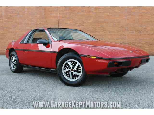 Picture of '84 Fiero - M2TC