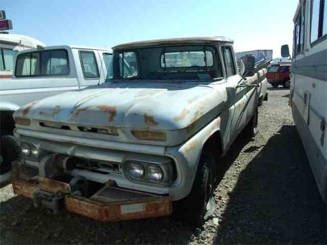 Picture of '63 Pickup - M8XC