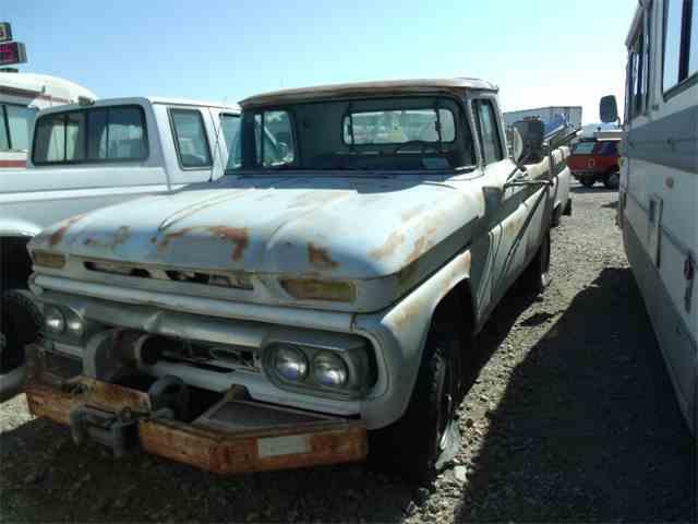 1963 GMC Pickup | 1038000