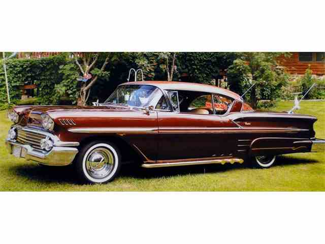 Picture of '58 Impala - M8XI