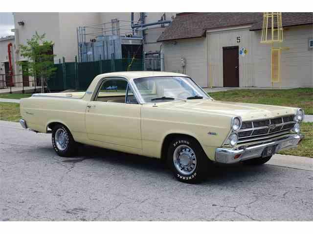 1967 Ford Ranchero | 1030801