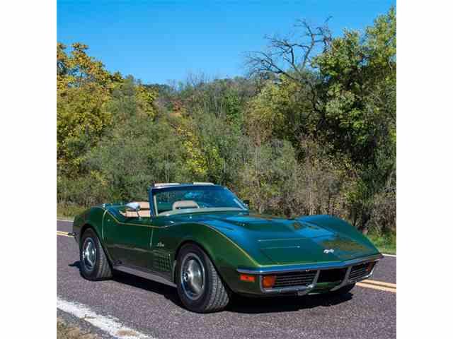 Picture of '72 Corvette - M8XN