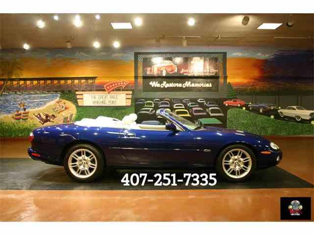 2002 Jaguar XK | 1038014