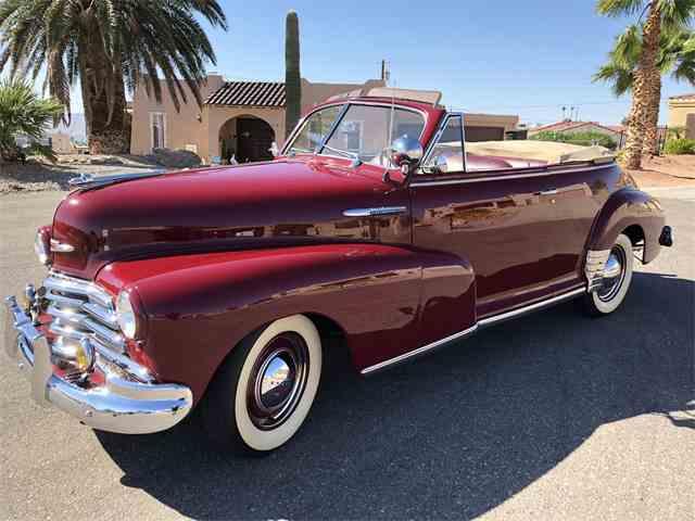 1947 Chevrolet Fleetmaster   1030802