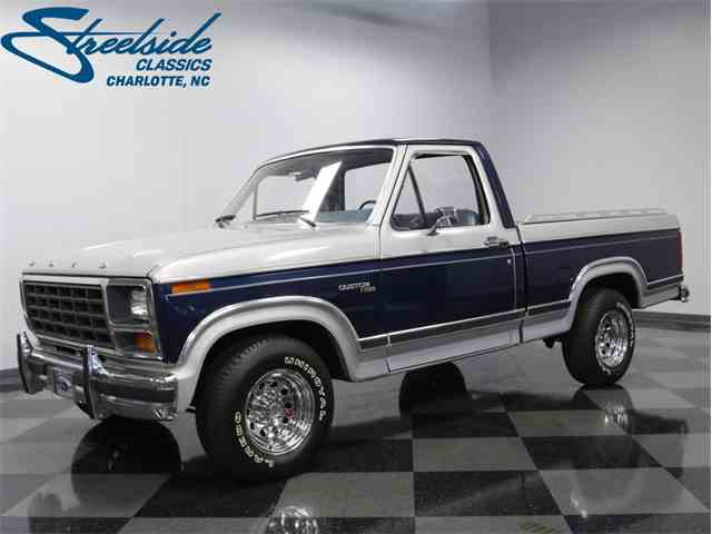 Picture of '81 F100 - M8XZ