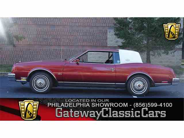 Picture of 1985 Buick Riviera Offered by Gateway Classic Cars - Philadelphia - M8Y1