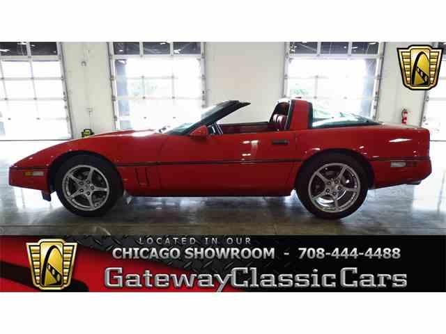 1989 Chevrolet Corvette | 1038030