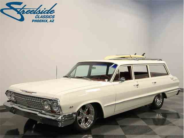 1963 Chevrolet Bel Air Wagon | 1038031