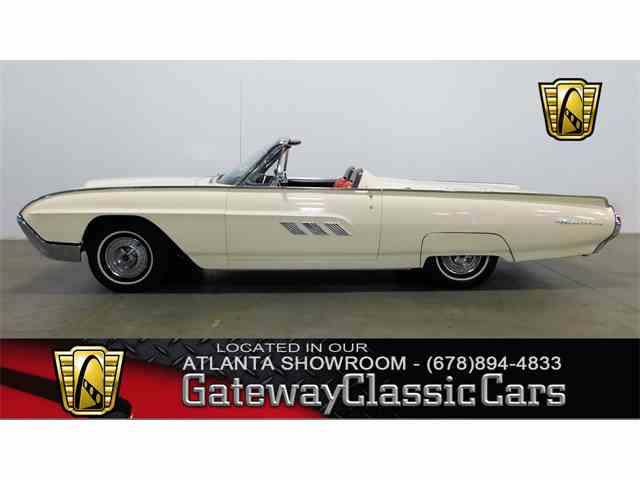 1963 Ford Thunderbird | 1038050