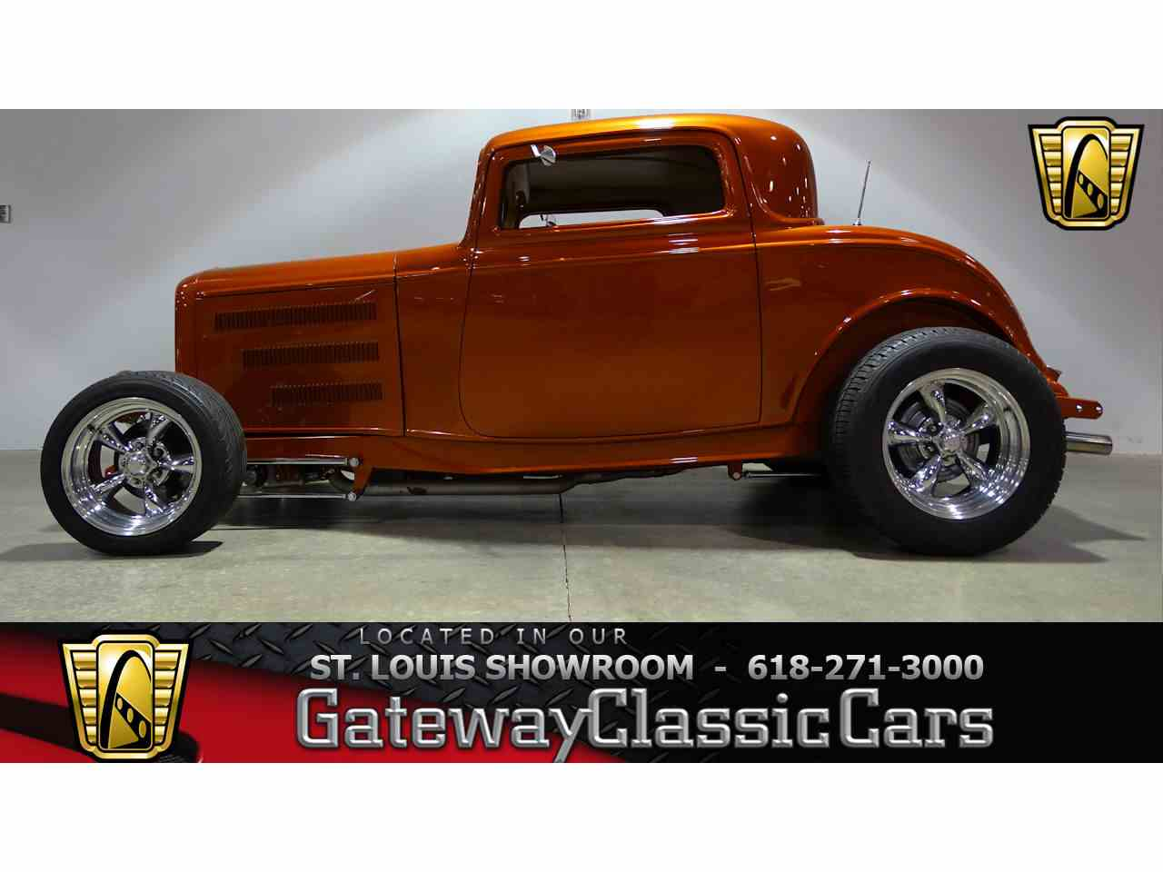 1932 Ford 3-Window Coupe for Sale - CC-1038052