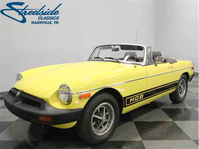 Picture of '77 MGB - M8YT