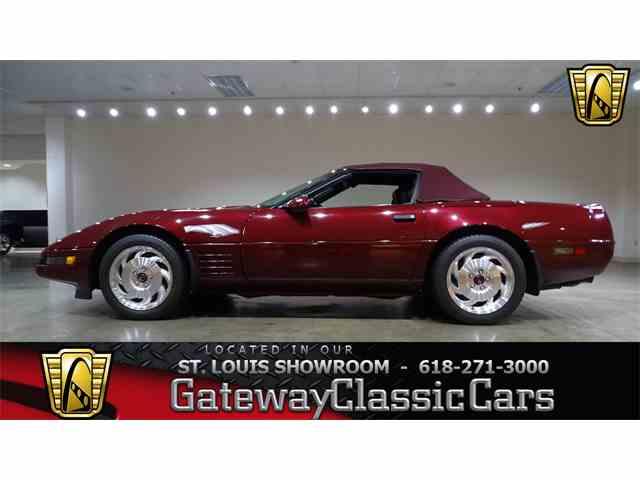 1993 Chevrolet Corvette | 1038067