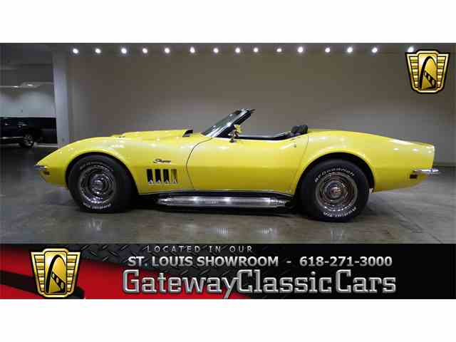Picture of '69 Corvette - M8Z8