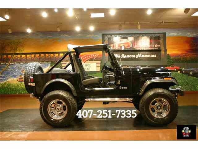 Picture of '82 Wrangler - M8ZE