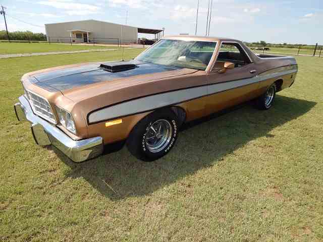 Picture of '73 Ranchero - M8ZP