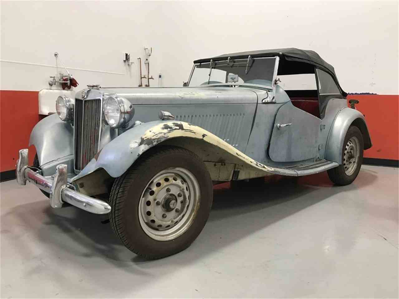 1953 MG TD for Sale - CC-1038088