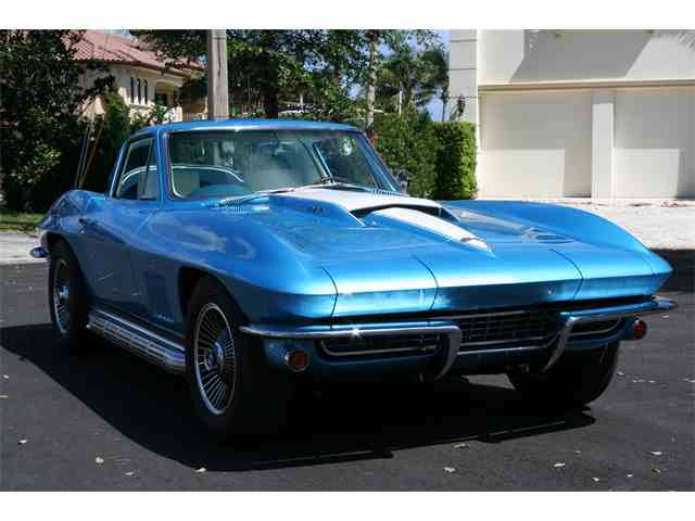 Picture of 1967 Chevrolet Corvette located in West Palm Beach FLORIDA - $89,990.00 Offered by a Private Seller - M3DL