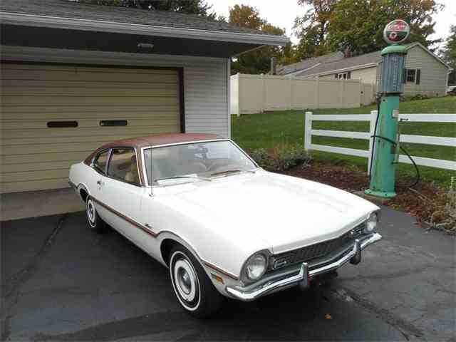 1972 Ford Maverick   1030810