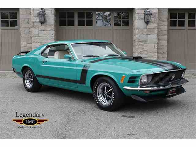 1970 Ford Mustang | 1038105