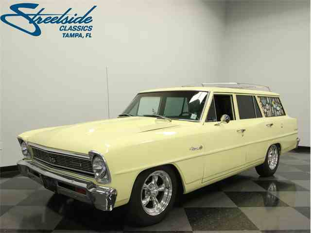 Picture of '66 Nova Chevy II Wagon - M90J