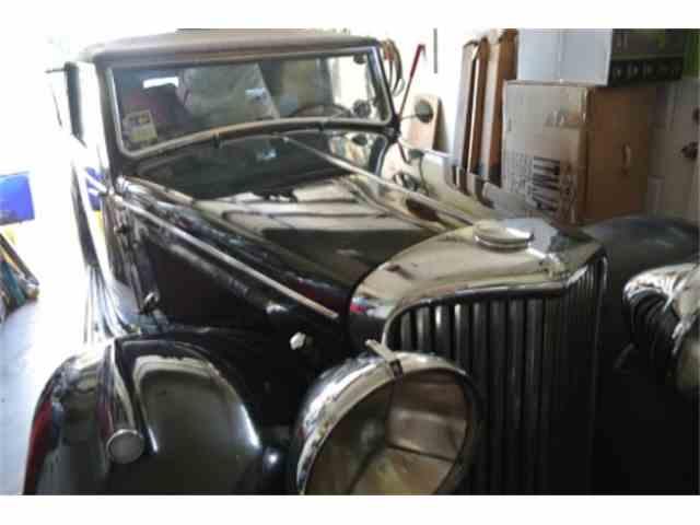 1948 Jaguar Mark IV | 1038116