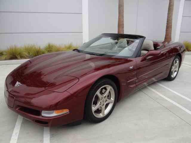 Picture of '03 Corvette - M90V