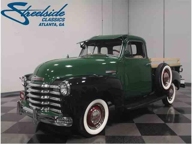 1951 Chevrolet 3100   1038140
