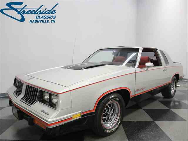 Picture of '84 Cutlass - M91V