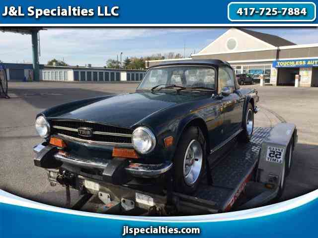 Picture of '74 TR6 - M92J