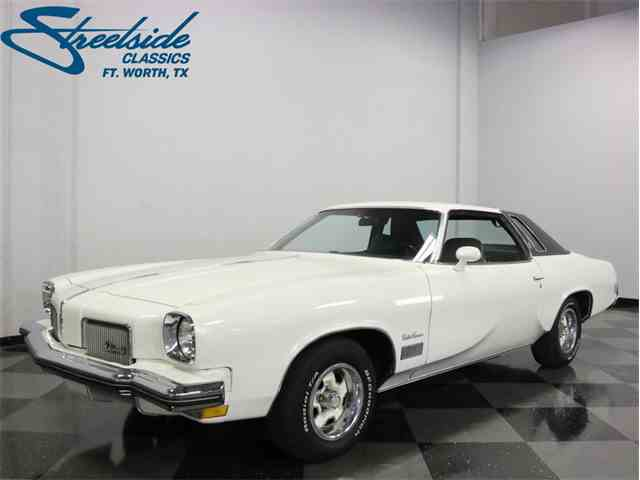1973 Oldsmobile Cutlass Supreme | 1038188