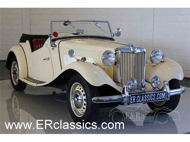 1953 MG TD | 1038197