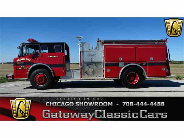 Picture of '89 Fire Truck - M2TE