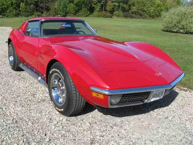 1971 Chevrolet Corvette | 1030820